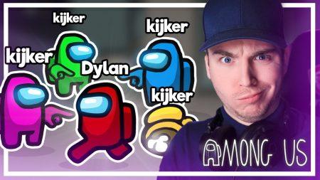Dylan Haegens Gaming – Among Us Spelen Met Kijkers!