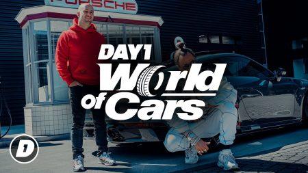 JayJay Boske DAY1 – Day1 World Of Cars Update!