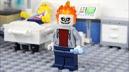 LEGO® City – Het Spook 3