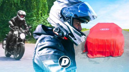 JayJay Boske DAY1 – Eindelijk Weer Motorles! Nog Een Nieuwe Day1 Bedrijfswagen En Langs Bij NAC