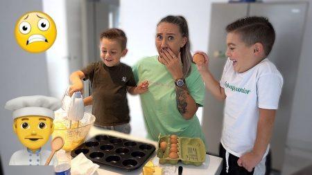 Familie Lakap – De Kids Zijn Voor 1 Dag Onze Chef! #466