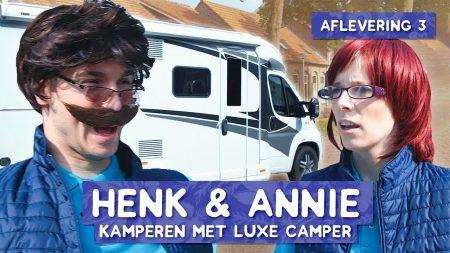 Dylan Haegens – Kamperen In Superdeluxe Camper! – Keeping Up With Henk & Annie #3