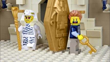 LEGO® City – De Mummy