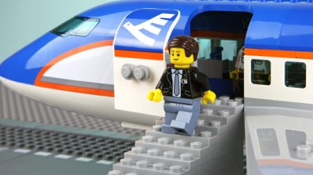 LEGO® City – Vliegtuig Overval Op Het Vliegveld