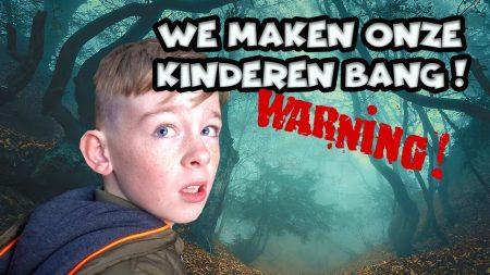 De Bakkertjes – Verdwaald In Een Eng Bos!! #443