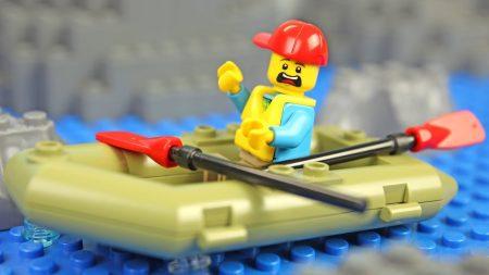 LEGO® City – Rafting Gaan Fout