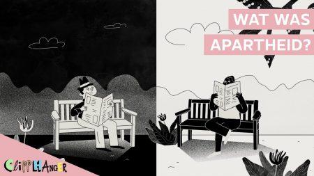 Clipphanger – Wat Was Apartheid?