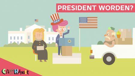 Clipphanger – Hoe Word Je President Van Amerika?