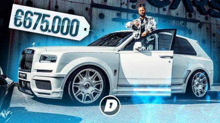 JayJay Boske DAY1 – Novitec Rolls Royce Cullinan, Love It Or Hate It! – DAY1 Cars