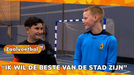 "Zappsport – ""Ik Vond Jou Heel Goed Keepen"" – Hoornse Derby Zaalvoetbal ⚽️"