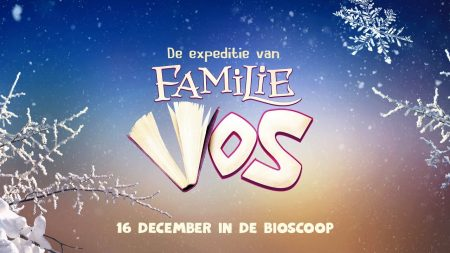 De Expeditie Van Familie Vos – Trailer