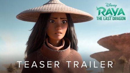 Raya En De Laatste Draak – Trailer