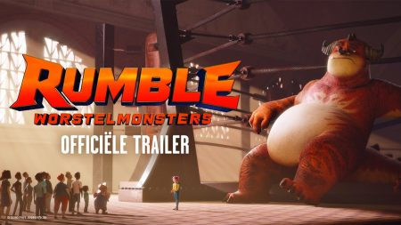 Rumble: Worstelmonsters – Trailer