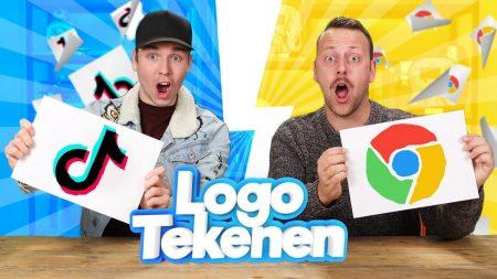 Team Dylan Haegens – Logo Teken Challenge! 3.0