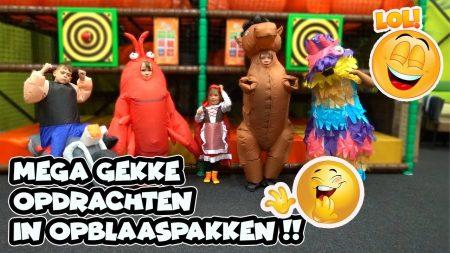 De Bakkertjes – Mega Gekke Challenge In Speelpark!! #459
