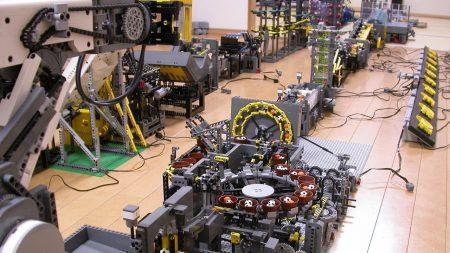 LEGO Great Ball Contraption (GBC)