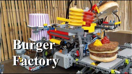 LEGO Hamburger Fabriek
