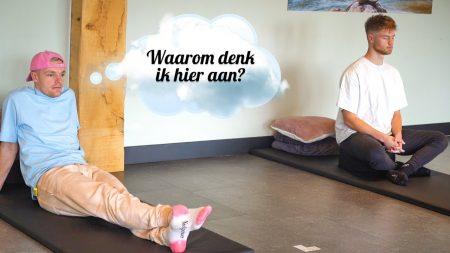 Enzo Knol – Even Helemaal Tot Onszelf Komen Door Mediteren! (Experiment) #2651