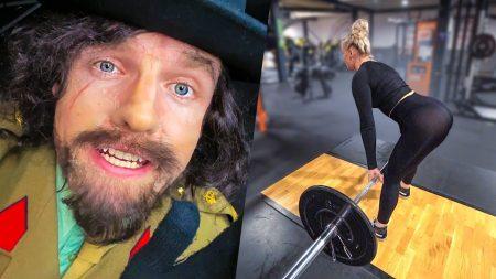 Enzo Knol – Ik Word Vermomd & Myron Neemt Jullie Mee Sporten! #2652