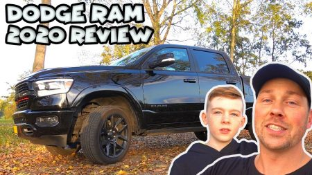 De Bakkertjes – Review Dodge RAM 2020 – #461