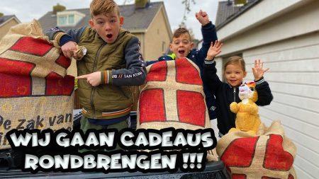 De Bakkertjes – Wij Spelen Voor Sinterklaas!! #462