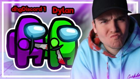Dylan Haegens Gaming – Mede Impostor Steekt Me In Mijn Rug! – Among Us