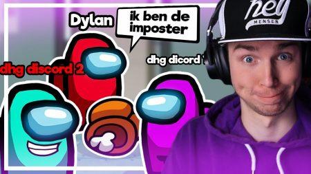 Dylan Haegens Gaming – Ik Maak Mezelf Onnodig Verdacht! – Among Us