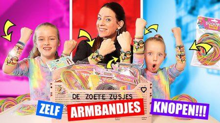 Laatste nieuwe afleveringen toegevoegd aan De Zoete Zusjes!