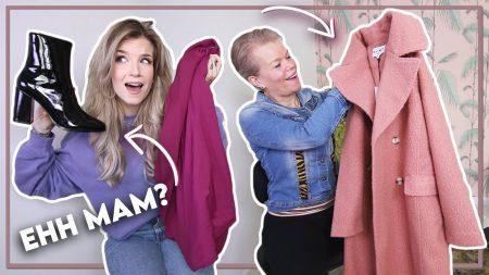 OnneDi – M'n Moeder En ik Kopen Elkaars Outfits