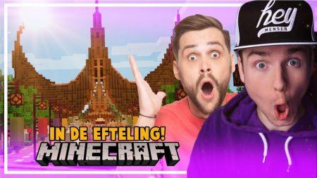 Dylan Haegens Gaming – In De Efteling!? – Minecraft Met Teun