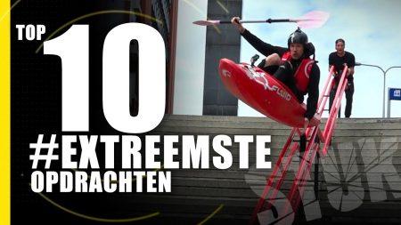 StukTV – TOP 10 – Extreemste Opdrachten