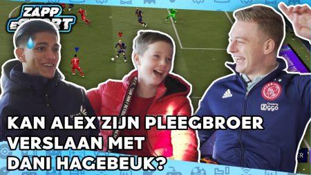 Zappsport – Hollen, Hollen En Goal! – Hellup FIFA 21 Met Dani Hagebeuk