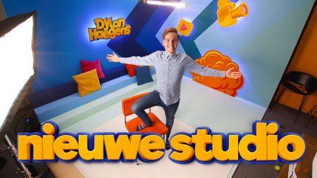 Dylan Haegens Gaming – Ik Heb Een Nieuwe Studio!