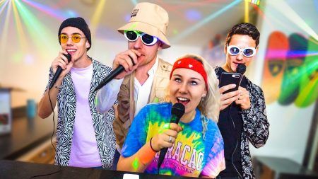Enzo Knol – Karaoke Party In Huize Knol! #2665