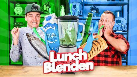 Team Dylan Haegens – Onze Lunch Blenden (En Opdrinken)!