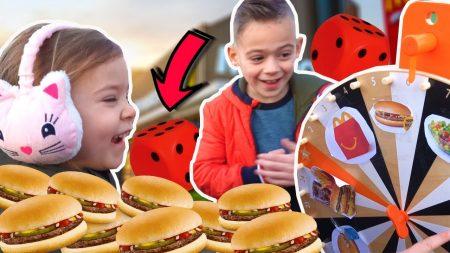 De Bakkertjes – Het Rad Bepaald Wat We Bij De Mc Donalds Eten!! #457
