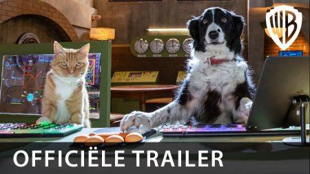 Cats & Dogs: Slaan De Pootjes Ineen! – Trailer