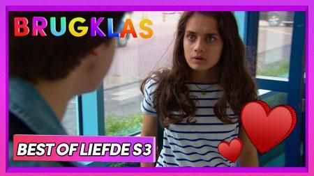 Brugklas – S9 – 'Leraren Gaan Vreemd 🙄??' – Seizoen 3 Best Of Liefde ❤️