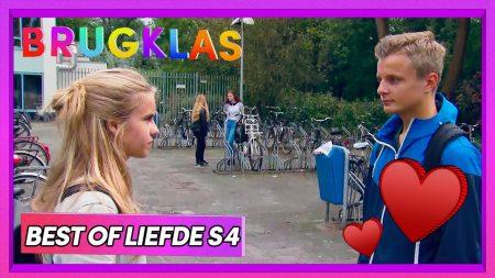 Brugklas – S9 – 'Verkering Met Een Nerd 🤓' – Seizoen 4 Best Of Liefde ❤️