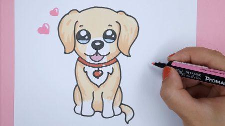 Hoe Teken Je – Een Leuke Labrador