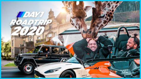 JayJay Boske DAY1 – De Meest Ongeorganiseerde DAY1 Roadtrip Ooit?! Dikke Wagens, Kastelen En Giraffen…