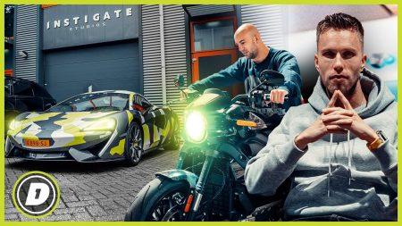 JayJay Boske DAY1 – Nicky Romero Showt Zijn Imperium! OneBlade Series 2
