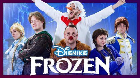 Dylan Haegens – Frozen – Disniks #1