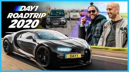 JayJay Boske DAY1 – Part 2: Bugatti's, Champagne & Paardenkracht! – De Meest Ongeorganiseerde Roadtrip Ooit!
