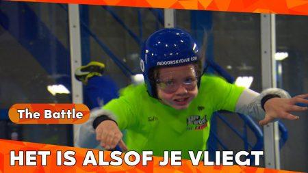 Zappsport – De Vetste Battle Ever: Skydiven! 🔥