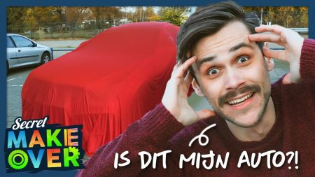 Dylan Haegens – Auto Ombouwen Tot Paddenstoel! – Secret Make Over #1