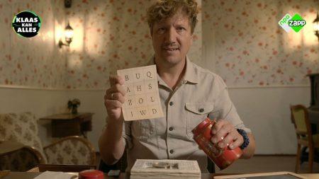 Klaas Kan Alles – Ik Kan Niet Puzzelen – Kan Klaas Net Als Sherlock Holmes De Dader Van Een Misdrijf Ontmaskeren?