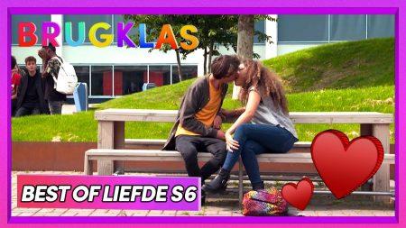 Brugklas – S9 – 'Online Fake-Vriendje?!🤦🏽♂️📱' – Seizoen 6 Best Of Liefde ❤️