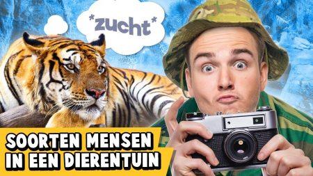Dylan Haegens – 10 Soorten Mensen In Een Dierentuin!