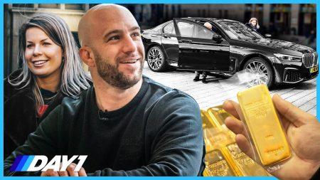 JayJay Boske DAY1 – Succesvol Investeren In Bitcoin & Goud – Selfmade Met Madelon Vos